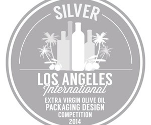 Olea Juice™ Black with cool center wins Silver Packaging Design Award